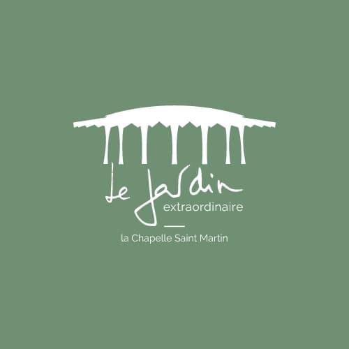Logotype Le Jardin Extraordinaire